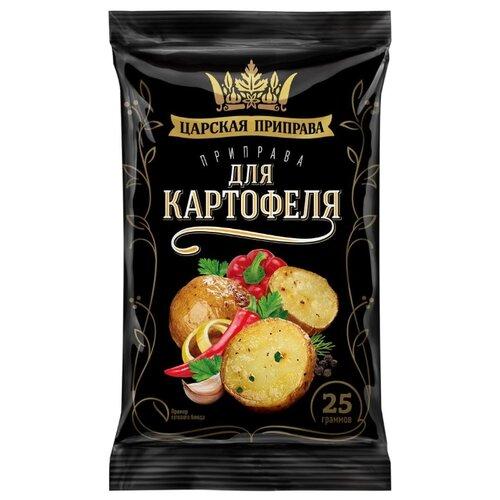 Царская приправа Приправа для картофеля, 4 х 25 г фото