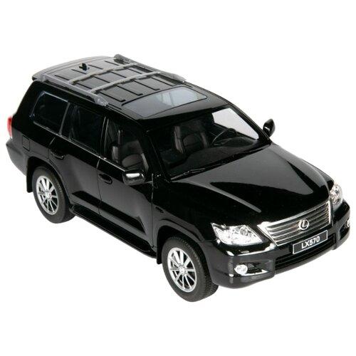 Купить Внедорожник Barty Lexus LX570 (Z03) 1:14 36 см черный, Радиоуправляемые игрушки