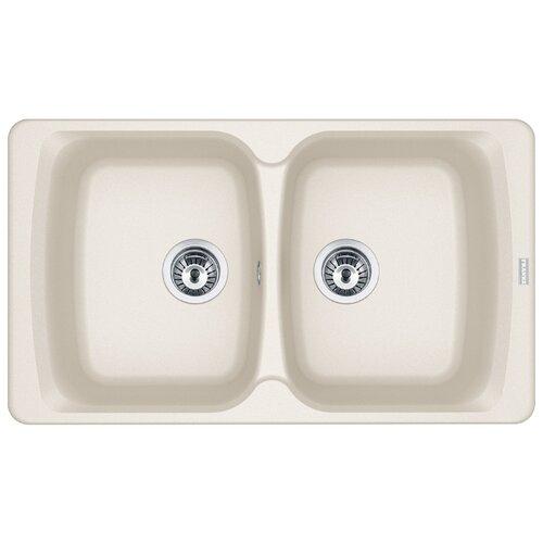 Врезная кухонная мойка 86 см FRANKE AZG 620 114.0489.279 ваниль врезная кухонная мойка 86 см franke azg 620 114 0489 301 бежевый
