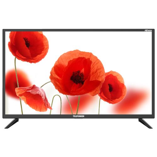 Фото - Телевизор TELEFUNKEN TF-LED32S99T2 31.5 (2019) черный телевизор telefunken 31 5 tf led32s74t2 черный