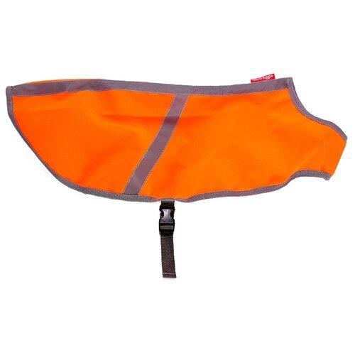 Попона для собак OSSO Fashion сигнальная 70 оранжевый