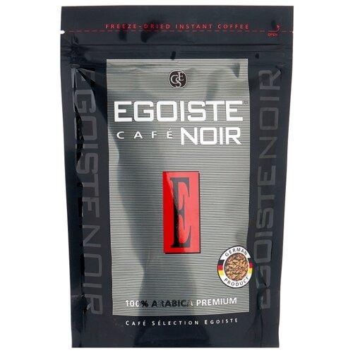 Кофе растворимый Egoiste Noir, пакет, 70 г кофе растворимый egoiste noir пакет 70 г
