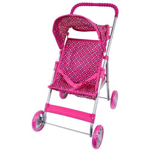 Купить Прогулочная коляска Melobo / Melogo K0101 розовый, Коляски для кукол