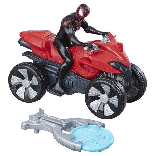 Игровой набор Hasbro Spider-Man B9995 hasbro игровой набор trolls город троллей диджей баг