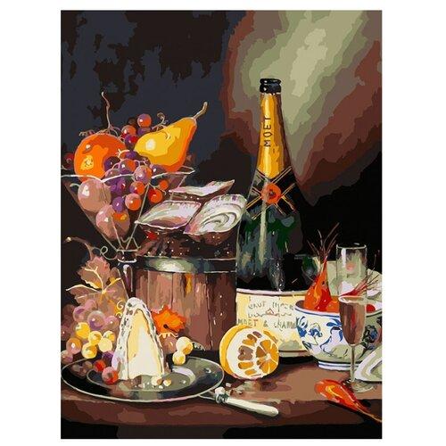 Купить Белоснежка Картина по номерам Торжество 30х40 см (318-AS), Картины по номерам и контурам