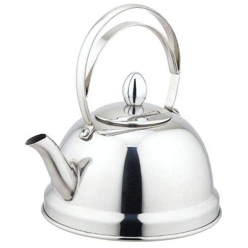 Appetite Заварочный чайник LKD-005 700 мл серебристый