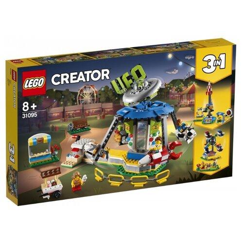 Конструктор LEGO Creator 31095 Ярмарочная карусель конструктор creator lego lego mp002xb00cac