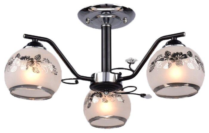 Потолочный светильник россвет, E27, 60 Вт
