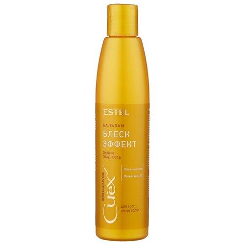 ESTEL бальзам Curex Brilliance Блеск эффект для всех типов волос, 250 мл estel креатив гель для укладки волос dublerin 100 мл