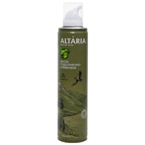 Altaria Масло оливково-подсолнечное нерафинированное 0.25 л