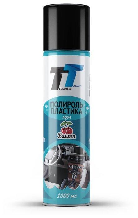 Technische Trumpf Полироль пластика для салона автомобиля Aqua Вишня, 1 л