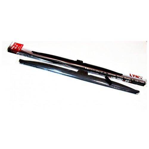 Щетка стеклоочистителя бескаркасная LYNXauto LW700 700 мм, 1 шт.