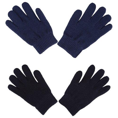 Перчатки ICEPEAK размер one, темно-синий пуховик женский icepeak цвет темно синий 253053532iv размер 46 52