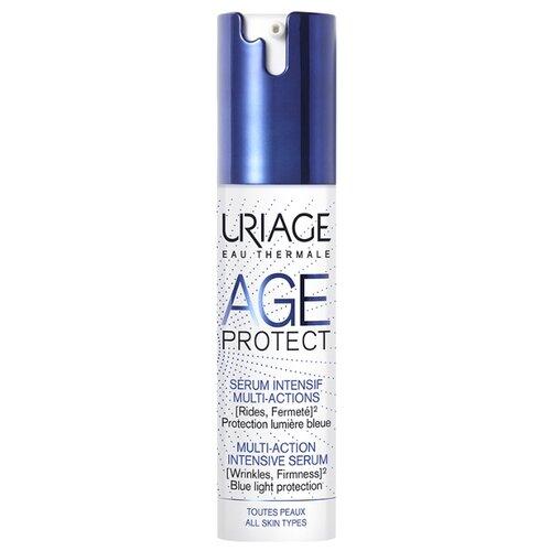 Сыворотка Uriage Age Protect многофункциональная интенсивная 30 мл uriage интенсивная укрепляющая сыворотка isofill 30 мл