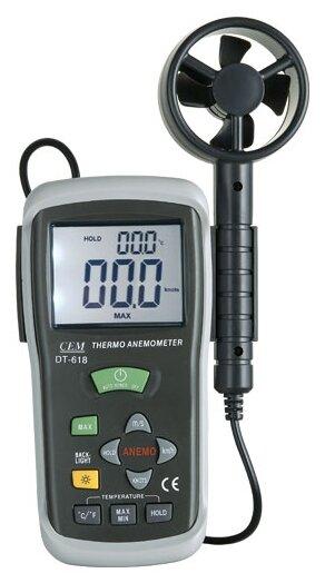 Анемометр CEM DT-618