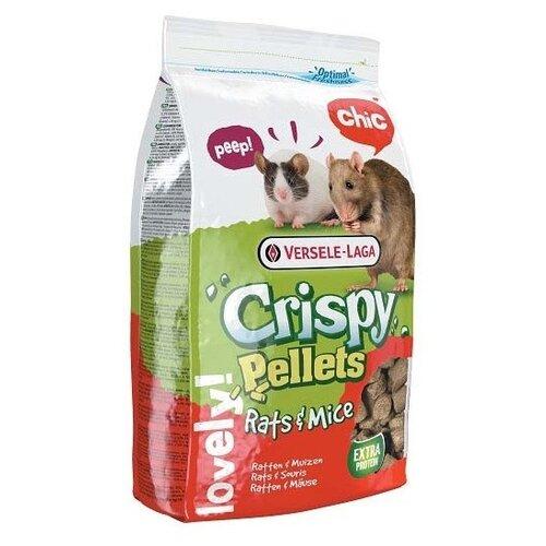Корм для крыс и мышей Versele-Laga Crispy Pellets Rats & Mice 1 кг корм для крыс и мышей versele laga crispy pellets rats