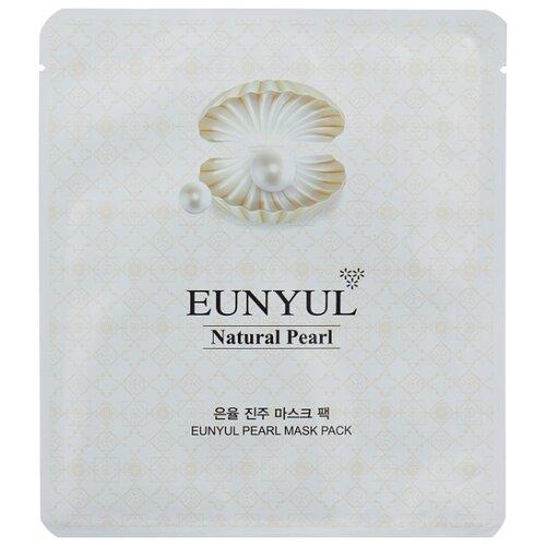 Маска Eunyul с экстрактом жемчуга 30 мл увлажняющая маска с экстрактом жемчуга