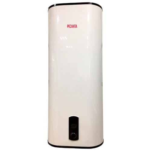 Накопительный электрический водонагреватель РЕСАНТА ВН-100В, белый
