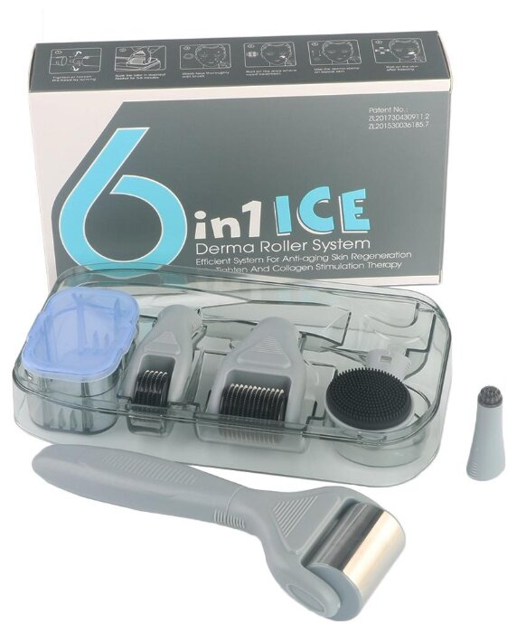 Dermarollersystem Мезороллер DRS 6 in 1 Ice