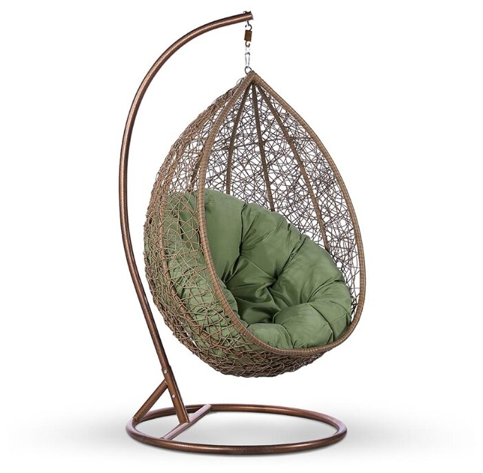 Подвесное кресло-кокон Афина-Мебель AFM-219