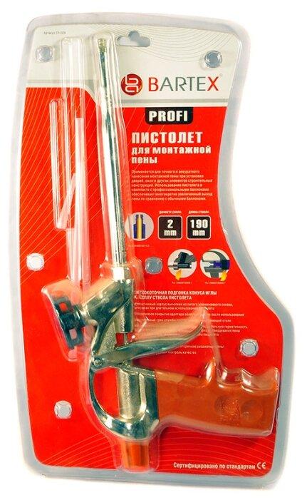 Пистолет для пены BARTEX Profi CY-028