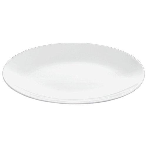Wilmax Тарелка десертная 20 см белый rosenthal versace ikarus medusa десертная тарелка 11 5 см