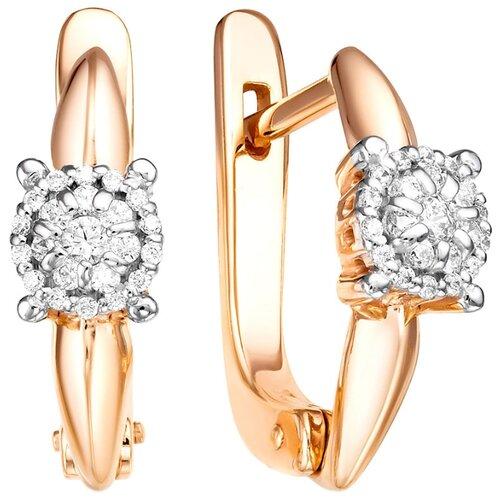 Diamond Union Серьги 5-270-103INV-2K