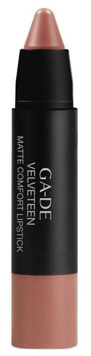 Ga De помада карандаш для губ Velveteen