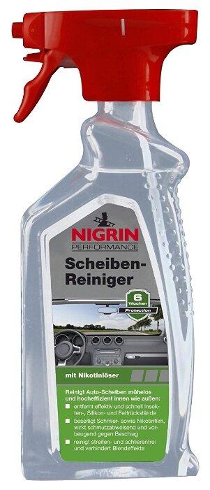 Очиститель для автостёкол NIGRIN 73897, 0.5 л