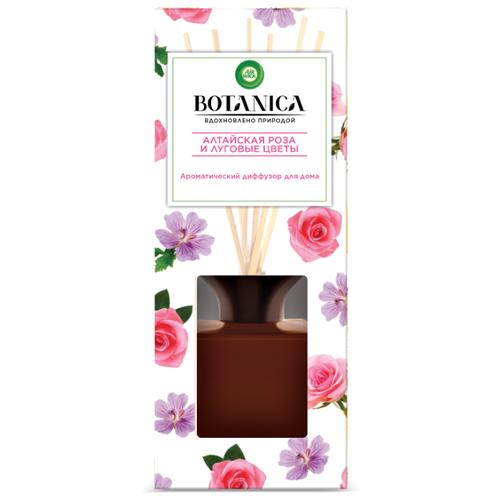 Air Wick диффузор Botanica Алтайская роза и луговые цветы, 80 мл 1 шт. недорого