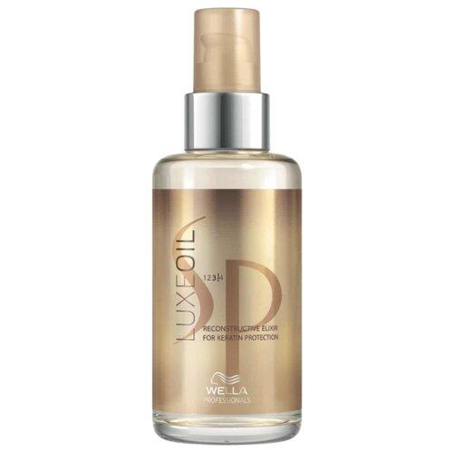 Wella Professionals SP LUXE OIL Восстанавливающий эликсир для волос, 100 мл восстанавливающий эликсир для волос sp luxeoil reconstructive elixir эликсир 30мл