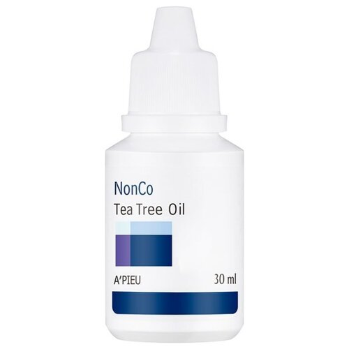 A'PIEU Nonco Tea Tree Oil Успокаивающая сыворотка для лица с маслом чайного дерева, 30 мл atb lab сыворотка успокаивающая 30 мл