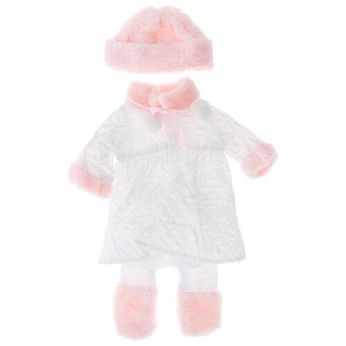 junfa toys комплект одежды для кукол blc11 белый синий Junfa toys Комплект одежды для кукол BLC34 белый