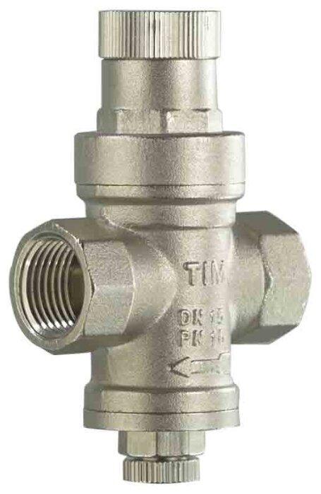 Редуктор давления Tim BL2803A муфтовый (ВР/ВР) Ду 20 (3/4