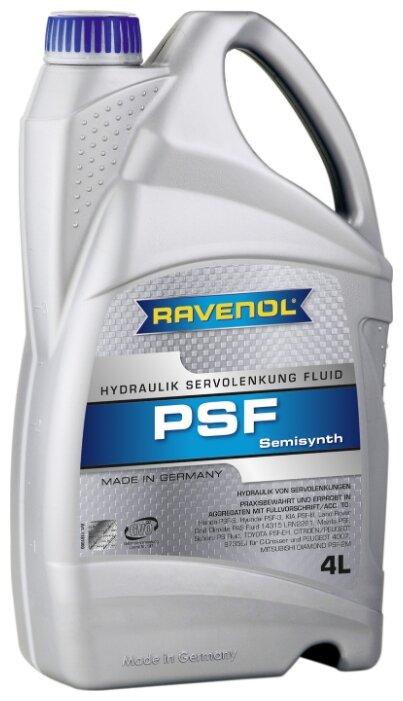 Жидкость ГУР Ravenol PSF Fluid