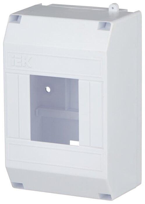 Щит распределительный IEK КМПн 1/4 навесной, пластик, модулей 4