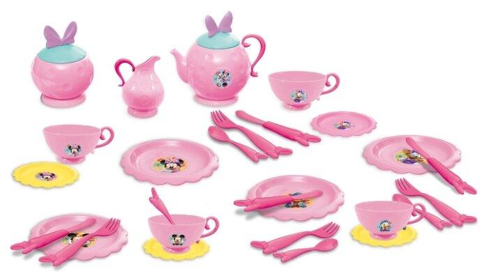 """Набор посуды IMC Toys Disney """"Минни"""" фото 1"""