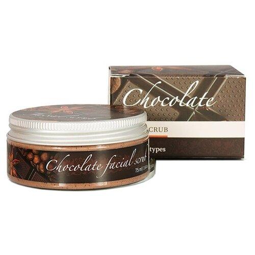 Thai Traditions Скраб для лица Шоколад Chocolate facial scrub 75 мл