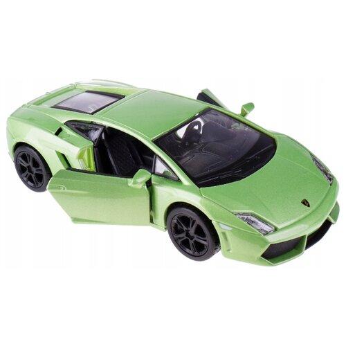 Купить Легковой автомобиль Bburago Street Fire Lamborghini Gallardo LP 560-4 (18-43000/11) 1:32 зеленый, Машинки и техника