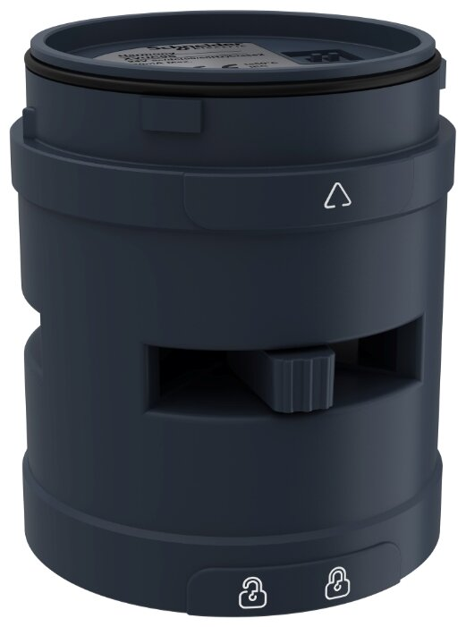 Звуковой модуль сигнальной колонны Schneider Electric Harmony XVU, 60 мм, Черный, XVUC9S