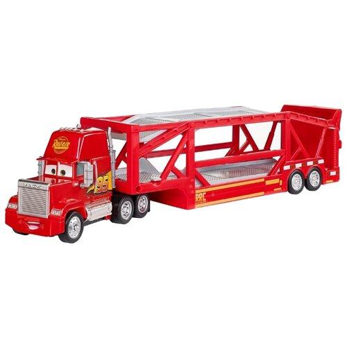 Автовоз Mattel Cars Мак тягач (FPX96) красный