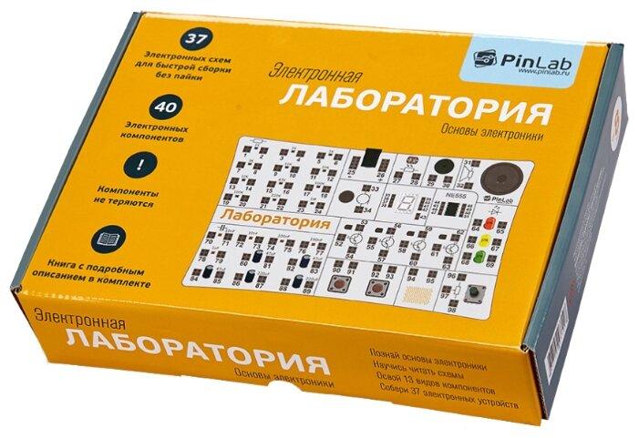 Электронный конструктор PinLab Лаборатория фото 1