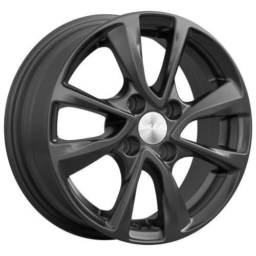 Фото - Колесный диск SKAD Ницца 5.5x14/4x100 D67.1 ET35 Черный бархат колесный диск skad брайтон 7x17 5x114 3 d60 1 et35 черный бархат