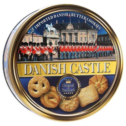 Печенье Queen's Датское Сдобное ассорти, 454 г