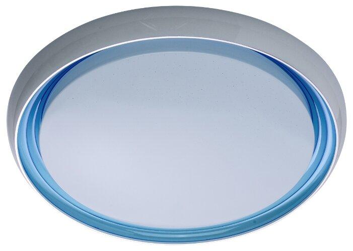 Люстра светодиодная De Markt Ривз 674011501, LED, 50 Вт