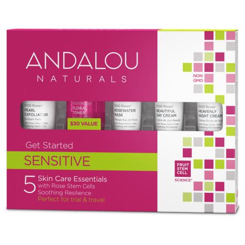 Набор Andalou Naturals Sensitive