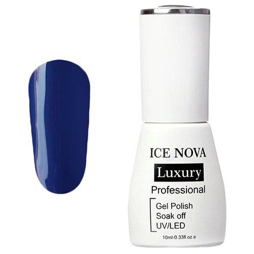 Купить Гель-лак для ногтей ICE NOVA Luxury Professional, 10 мл, 030 denim