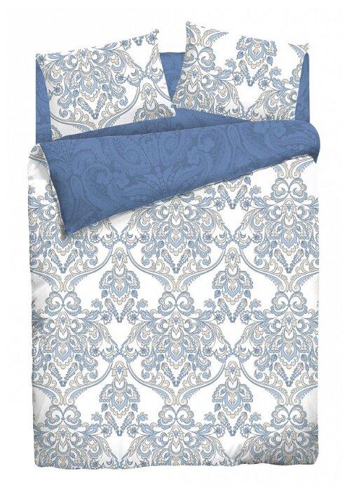 Полутораспальный комплект постельного белья VEROSSA Сатин Manisa с наволочками 50*70 (739501)
