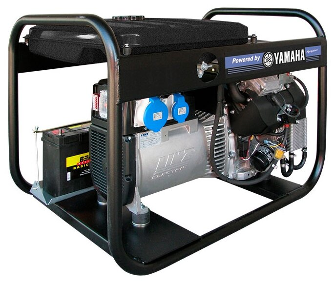 Бензиновый генератор ЭНЕРГО EB 14.0/230-YLE с АВР (10240 Вт)