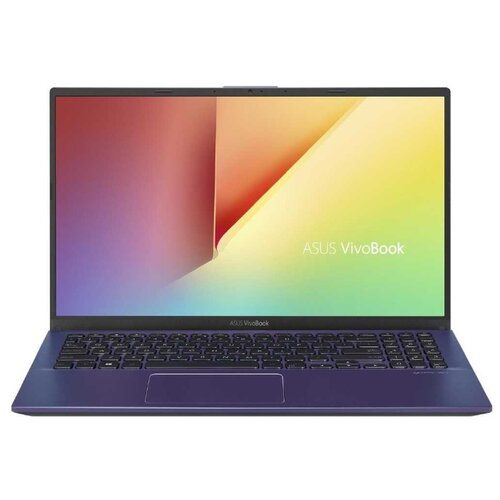 Купить Ноутбук ASUS VivoBook 15 X512FL-BQ260T (Intel Core i5 8265U 1600 MHz/15.6 /1920x1080/8GB/256GB SSD/DVD нет/NVIDIA GeForce MX250/Wi-Fi/Bluetooth/Windows 10 Home) 90NB0M96-M03400 синий